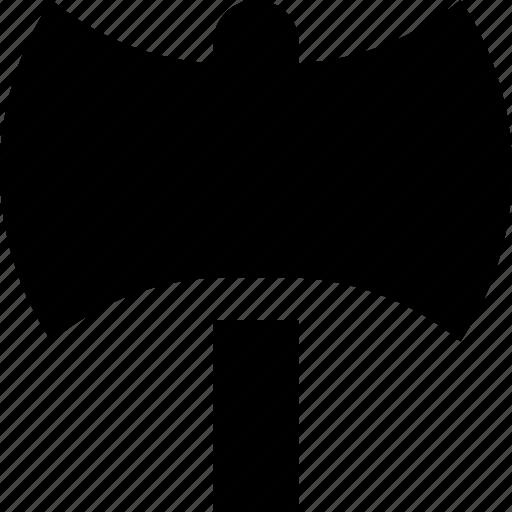 axe, battle icon