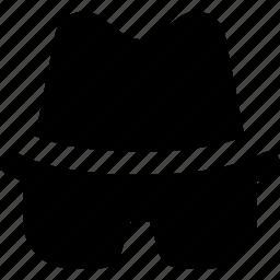 face, spy icon