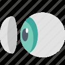 contact, eye, eyesight, lenses, ophthalmology, optometry, put on