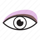 beauty, cosmetic, cosmetics, eye makeup, eye shadow, makeup icon