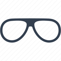eyeglasses, frame, glamour, glasses, lens, optical, shape, wear icon