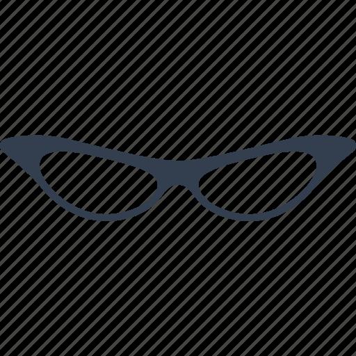 elegant, eye, eyeglasses, glamour, glasses, lens, optical, style, wear icon