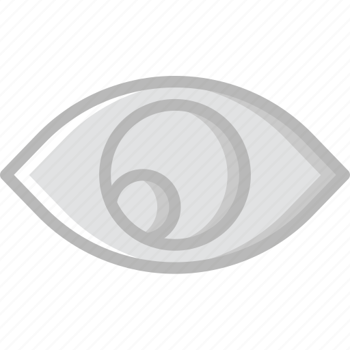 Eye, face, human, vision icon - Download on Iconfinder