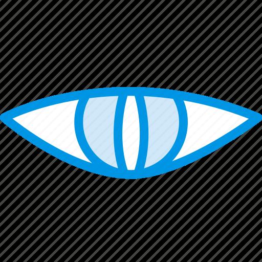 animal, eye, face, vision icon