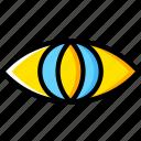 animal, eye, face, vision