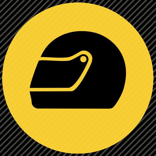 f1, helmet, motorbike helmet, motorcycle helmet, safety icon