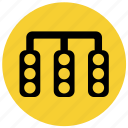 f1, signal, traffic, traffic light icon