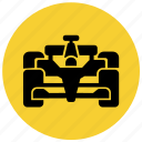 f1, car, formula 1, racing, vehicle icon
