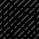 fabric roll, fabric yard, printed fabric, textile rolls, wallpaper rolls icon