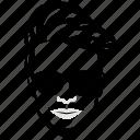 face portrait, face sketch, male portrait, painting, portrait photography icon