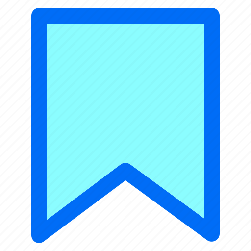 book, bookmark, education, facebook, library icon