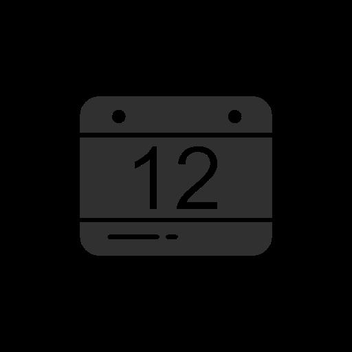 calendar, date, events, facebook icon