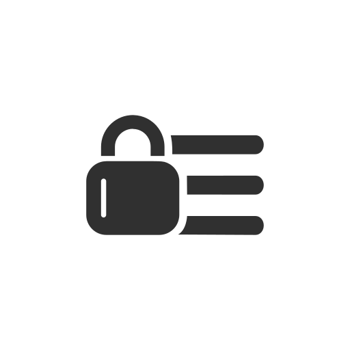 lock, podlock, security settings, settings icon