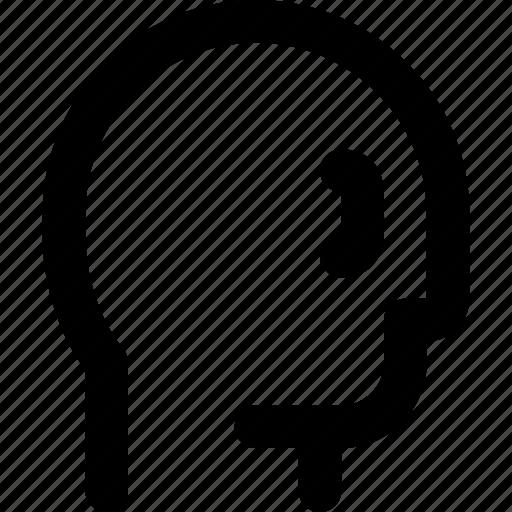 face, human, user icon