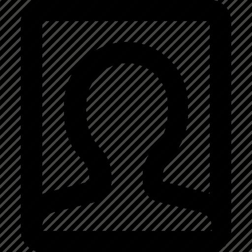 avatar, human, user icon