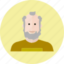 avatar, emoji, face, fashion, male, man, people icon