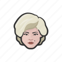 woman, actress, blond, bombshell, marilyn, monroe