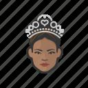 woman, tiara, princess, pageant, african, avatar