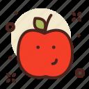 apple, food, fruit, healty