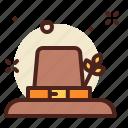 hat, western, wich, wizard