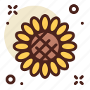 oil, seed, sunflower icon