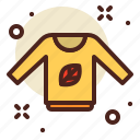 clothes, shopping, sweater icon