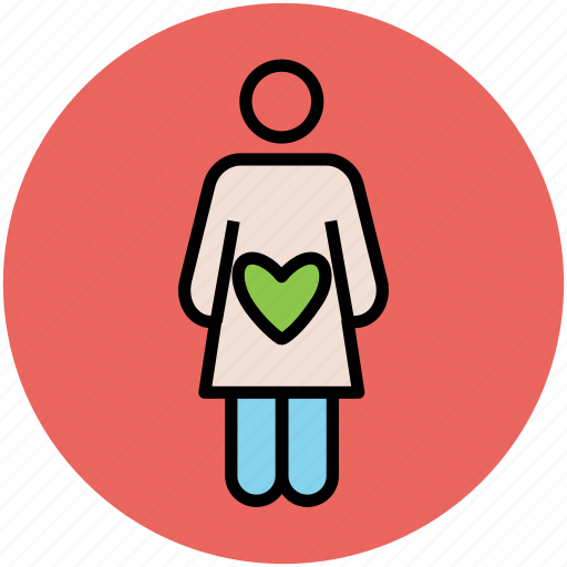 couple, familiar, female, heart shape, love, people, romance icon