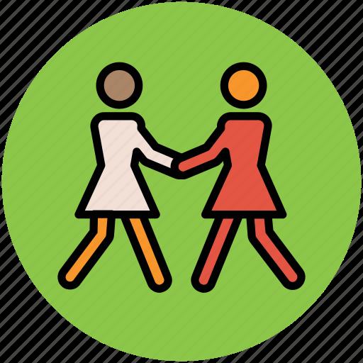 gesture, greeting, hand shaking, shake hands icon