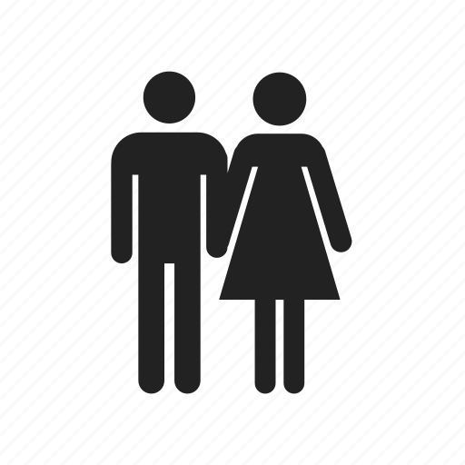 couple, family, female, love, male, man, people, woman icon