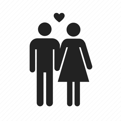 couple, family, female, heart, love, male, man, people, woman icon