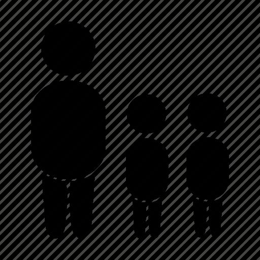 boys, father, son icon