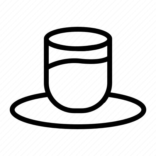 Cafe, coffee, drink, food, glass, mug, tea icon - Download on Iconfinder