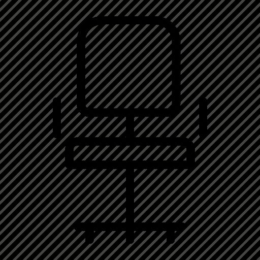 chair, furniture, household, interior, sofa icon