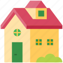 family, property, estate, house, home, building, people