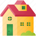people, estate, property, house, building, home, family