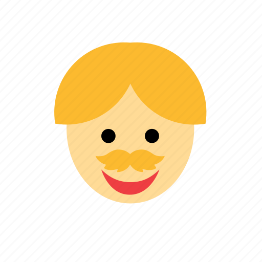 face, grandfather, grandmother, man, old, people, woman icon