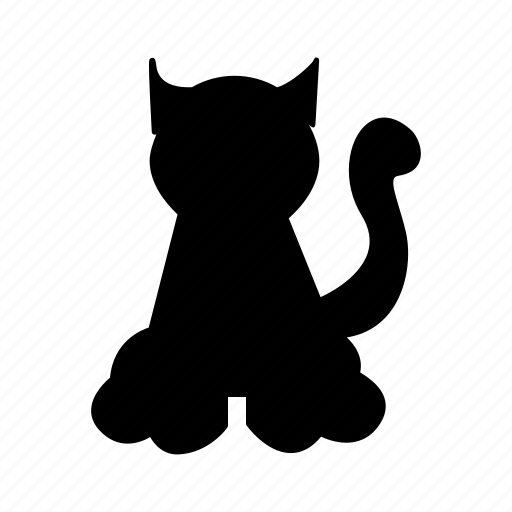 animal, cat, pet icon