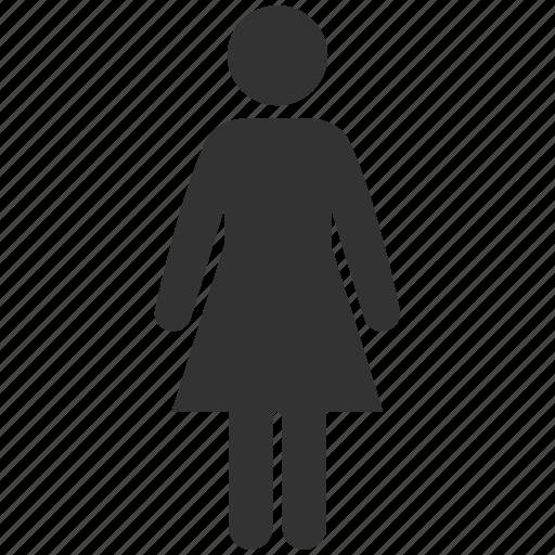 familiar, female, girl, lady, woman, women icon