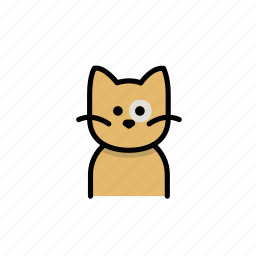 cat, cat lover, cute, kitty, pet icon
