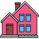 family, home, house, safe icon