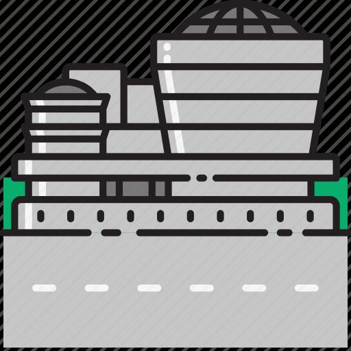 architecture, guggenheim, manhattan, museum, new york, new york city, the guggenheim icon