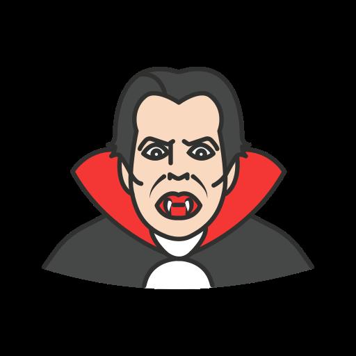 blood sucking, dracula, halloween, vampire icon