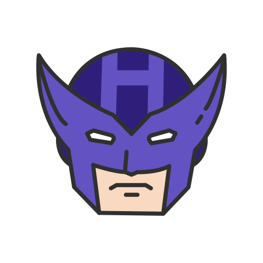 hawkeye, hero, marvel characteristic, super hero icon