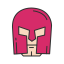 bad guy, magneto, marvel, villain icon