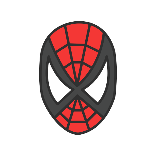 hero, marvel, spider man, super hero icon