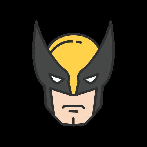 evil batman, marvel, super hero, x - men icon
