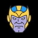 super villain, loki, humanoid, thanos