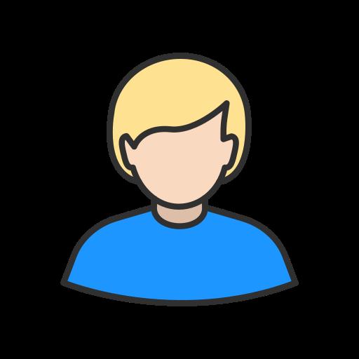 avatar, lady, man, woman icon
