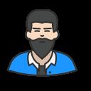 avatar, guy, hipster, man
