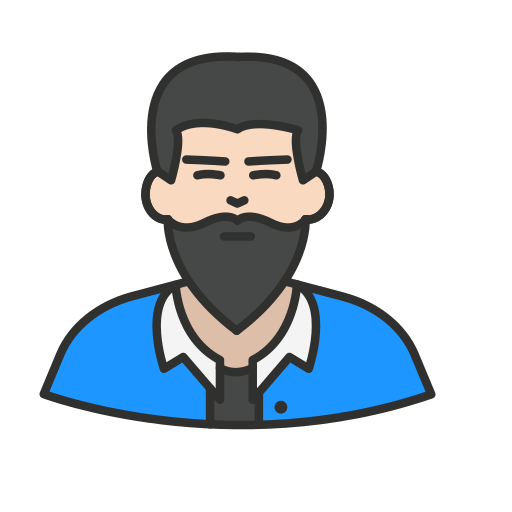 avatar, guy, hipster, man icon